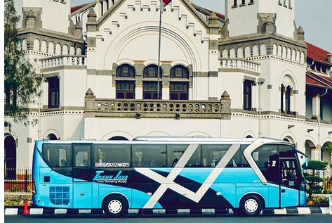 Rental Bus Semarang Trans Jaya Terbaru 2019