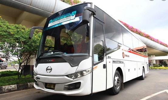 Jadwal Bus Primajasa Bekasi Jakarta dan Merak